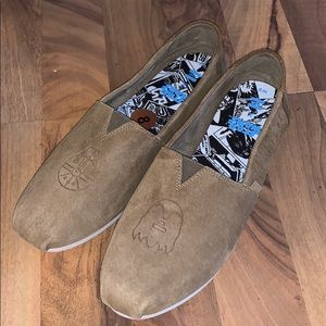 New Toms x Star Wars Shoes